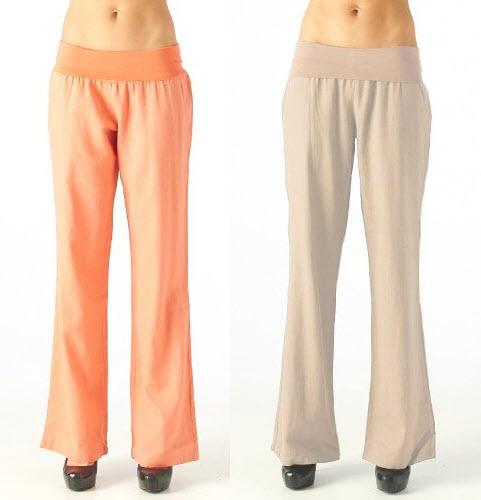 Casual linen pants for women – ThatsTheStuff.net
