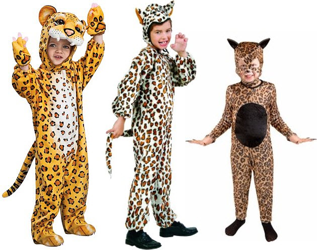 Костюм леопарда своими руками 81
