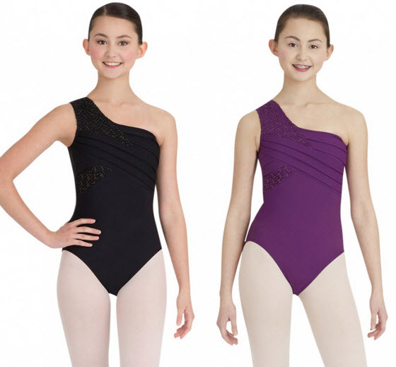 one-shoulder-leotards