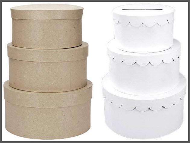 Round cardboard boxes – ThatsTheStuff.net