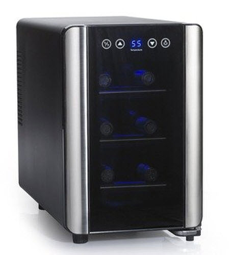 small-counter-top-wine-cooler-fridge