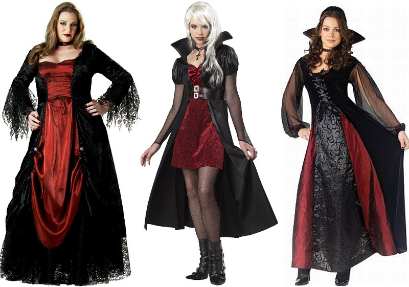 vampire,halloween,costumes,for,women
