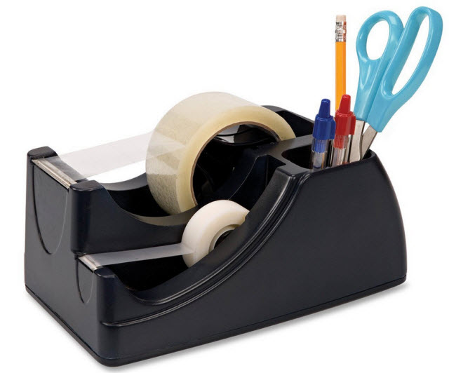 weighted-tape-dispenser