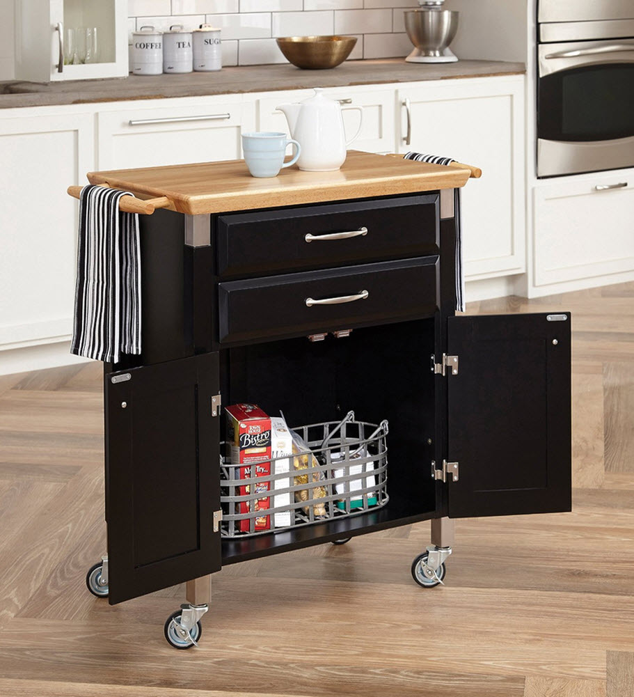 Small Kitchen Work Tables